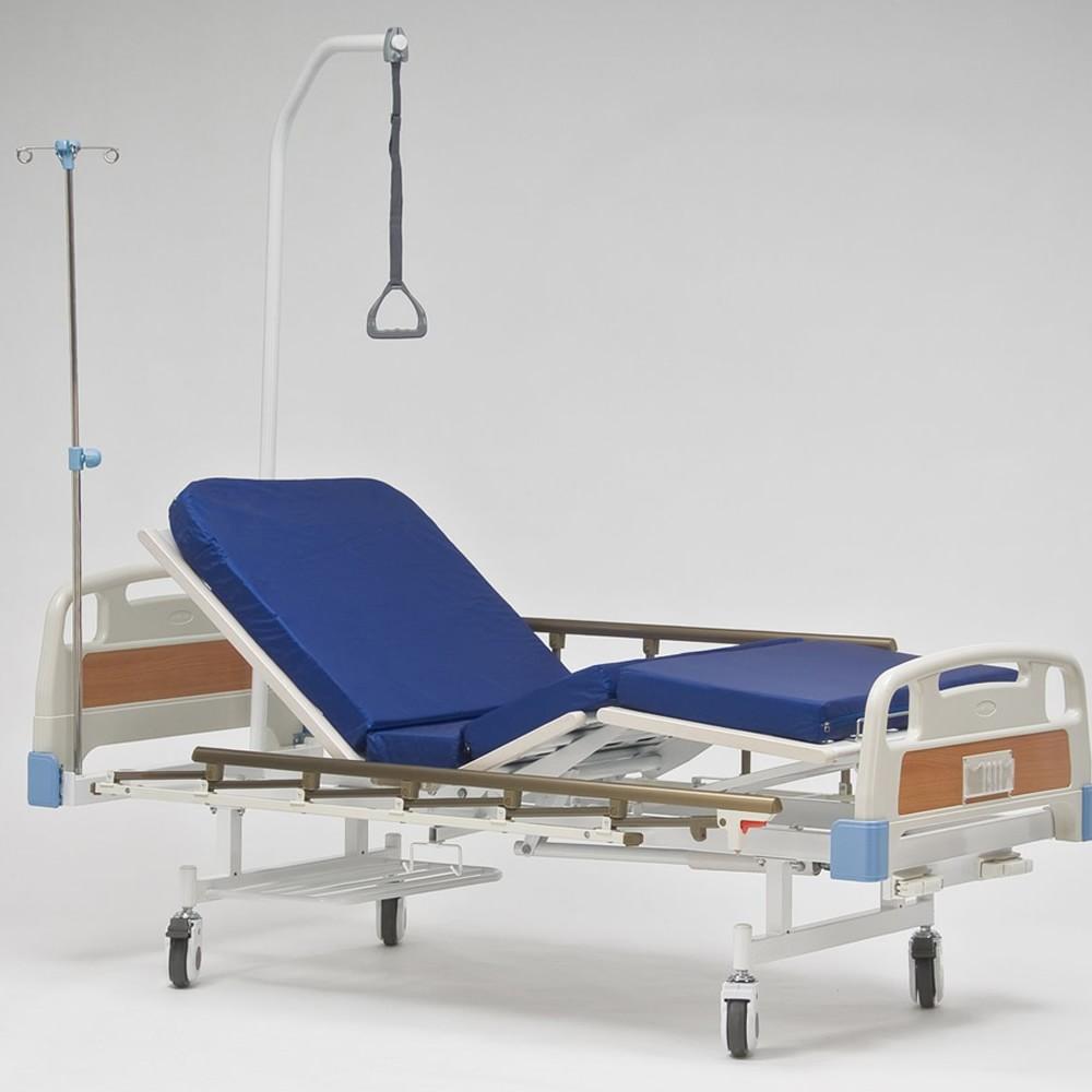 Медицинская кровать фото