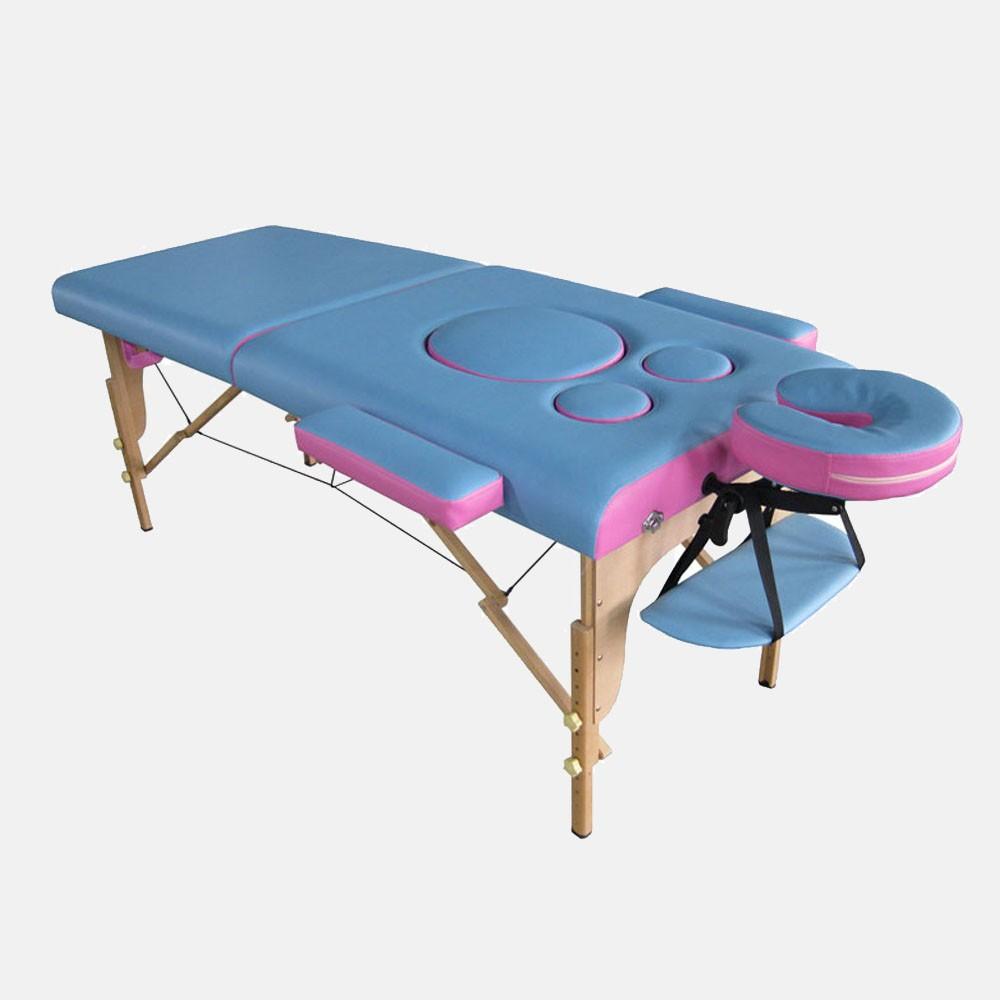 Портативные массажные столы.  Оборудование для массажа.  Складной массажный стол US MEDICA Panda#.  Главная.