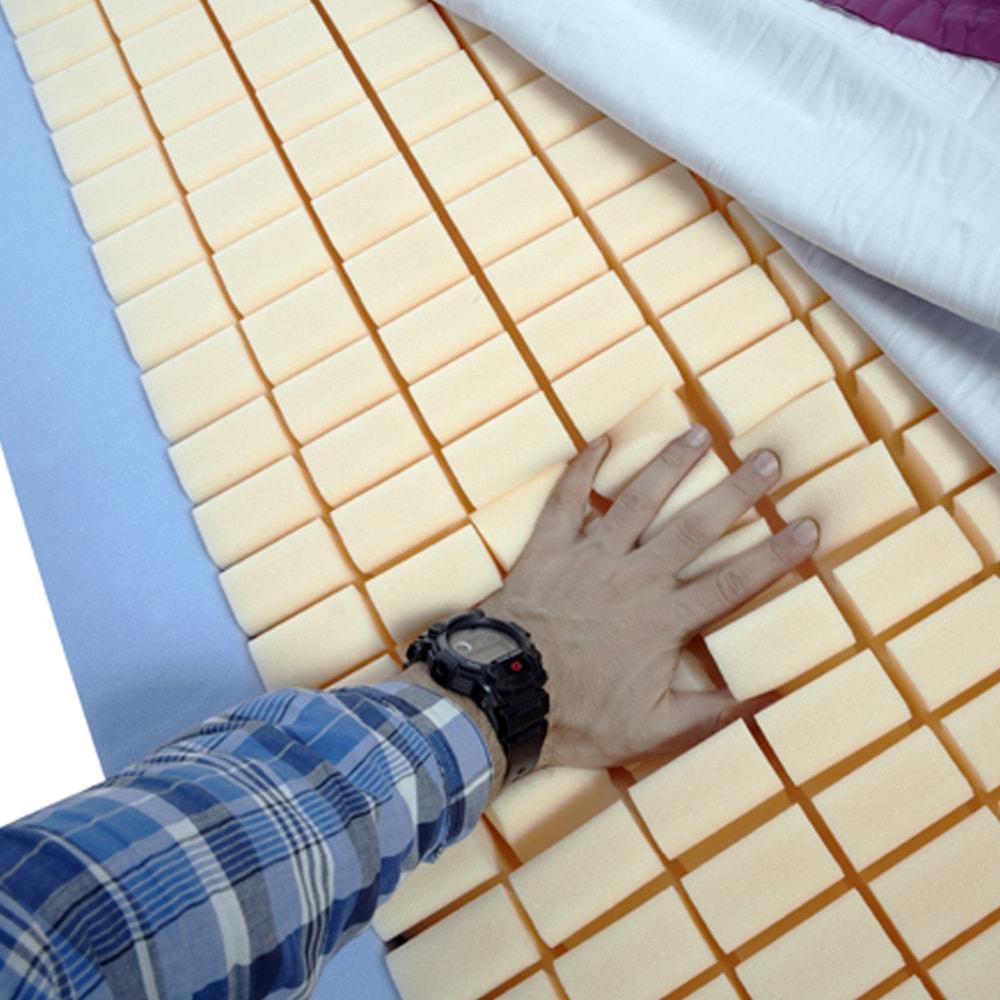 Как сделать противопролежневый матрас своими руками
