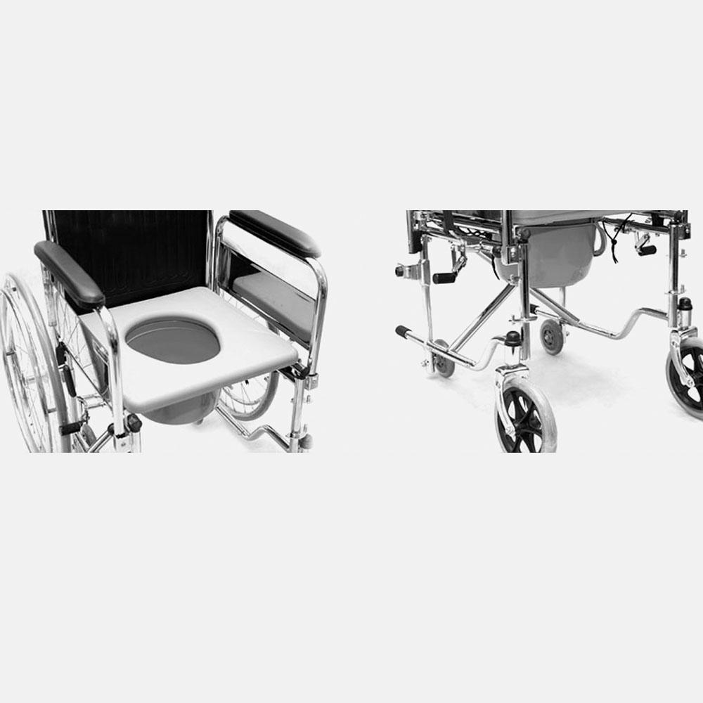 Кресло-коляска инвалидная LY-250-683