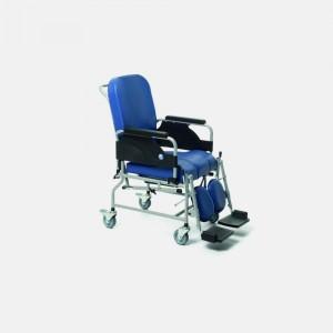 Кресло-коляска инвалидное Vermeiren 9303 с санитарным оснащением