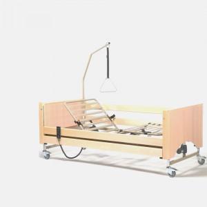 Медицинская 4-х секционная кровать с электроприводом Vermeiren Luna функциональная