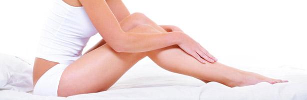 способы удаления нежелательных волос с ног