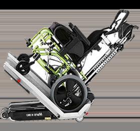 Подъемник для инвалидных колясок