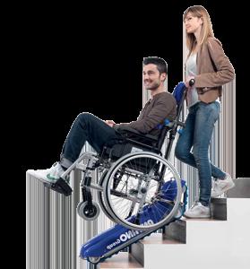 ступенькоход для колясок